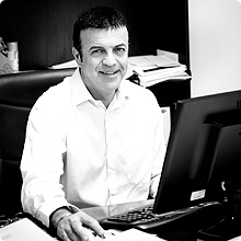 Behnam Bordbar - Managing Director